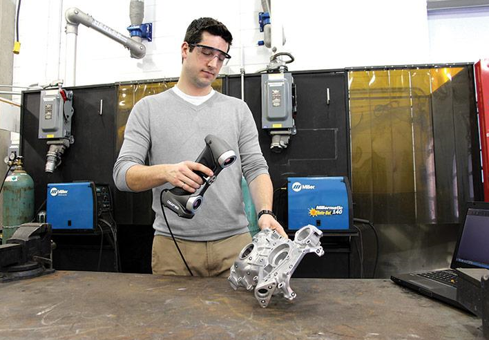 SDI's State of the Art 3D Laser Scanning Tool