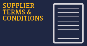 supplier terms and conditions